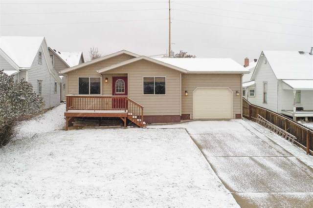 615 & 617 University Street, Spearfish, SD 57783 (MLS #66295) :: Christians Team Real Estate, Inc.