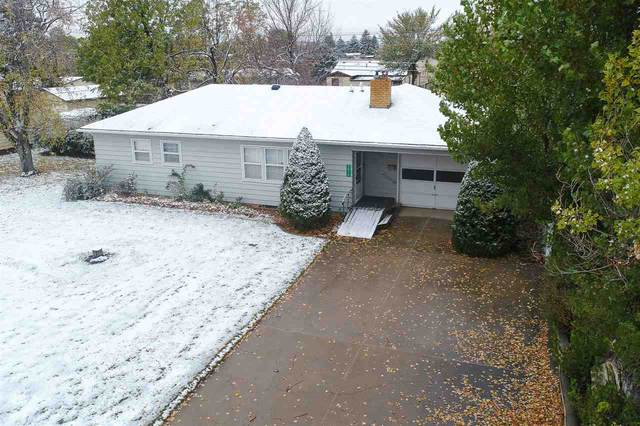 1510 10th Avenue, Belle Fourche, SD 57717 (MLS #66301) :: Dupont Real Estate Inc.