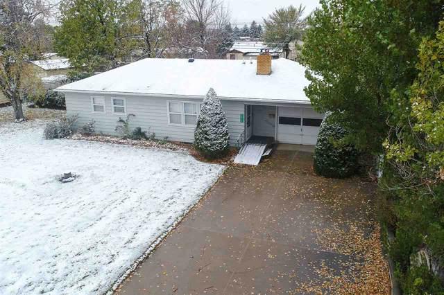 1510 10th Avenue, Belle Fourche, SD 57717 (MLS #66301) :: Christians Team Real Estate, Inc.