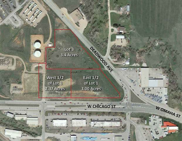 TBD W Chicago Street, Rapid City, SD 57702 (MLS #66394) :: VIP Properties