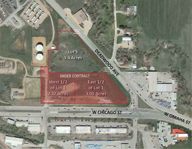 TBD W Deadwood Avenue, Rapid City, SD 57702 (MLS #66397) :: VIP Properties