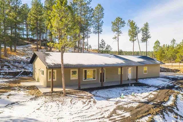 25584 Highway 385, Custer, SD 57730 (MLS #66413) :: VIP Properties