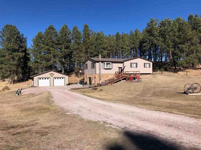 12070 Dakota Pine Road, Custer, SD 57730 (MLS #66425) :: VIP Properties