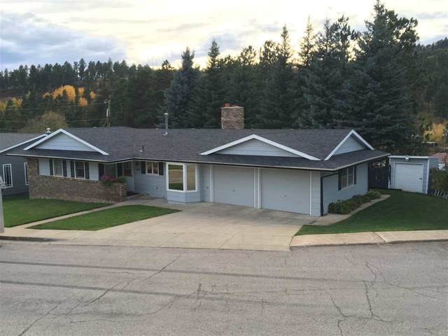402 Sunset, Lead, SD 57754 (MLS #66453) :: Dupont Real Estate Inc.