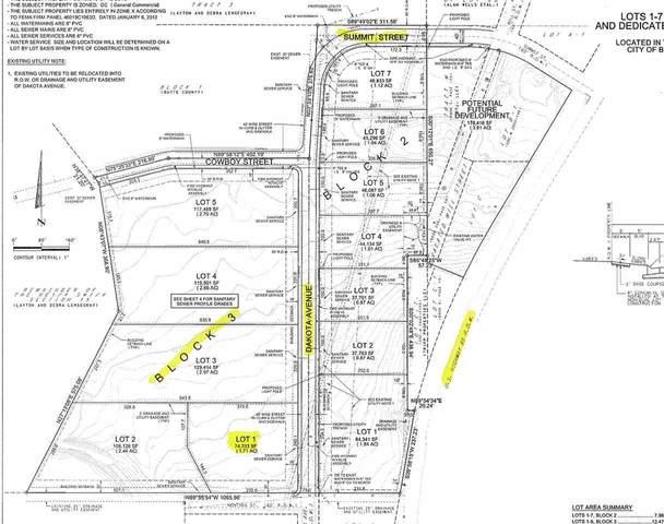 Lot 1 Dakota Avenue, Belle Fourche, SD 57717 (MLS #66459) :: Christians Team Real Estate, Inc.