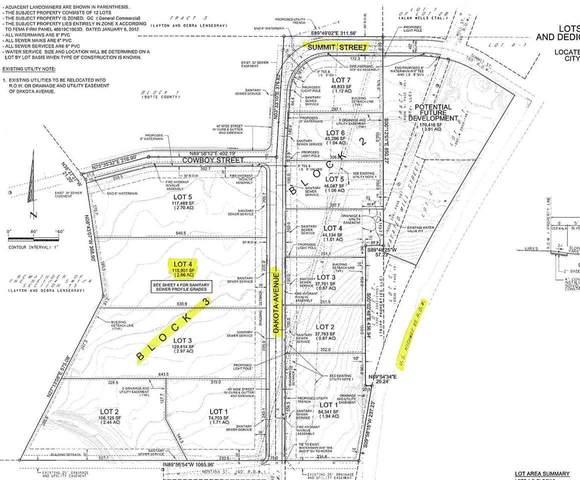 Lot 4 Dakota Avenue, Belle Fourche, SD 57717 (MLS #66462) :: Christians Team Real Estate, Inc.