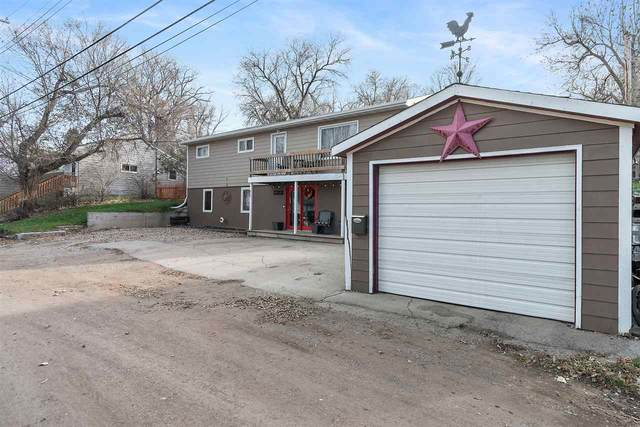 919A Lawrence Street, Belle Fourche, SD 57717 (MLS #66471) :: Christians Team Real Estate, Inc.