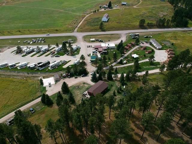 22036 Highway 385, Deadwood, SD 57732 (MLS #66476) :: Dupont Real Estate Inc.