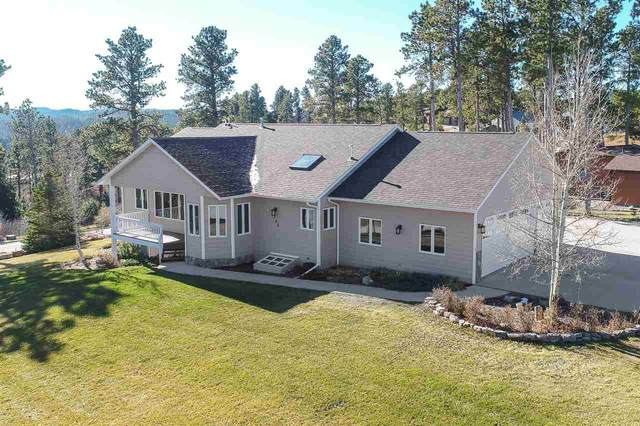 349 Mountain View Drive, Lead, SD 57754 (MLS #66486) :: Dupont Real Estate Inc.