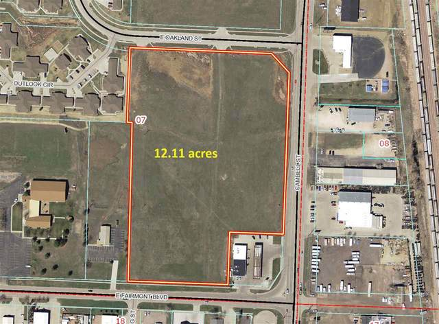Lot 2 Cambell Street, Rapid City, SD 57701 (MLS #66493) :: Daneen Jacquot Kulmala & Steve Kulmala