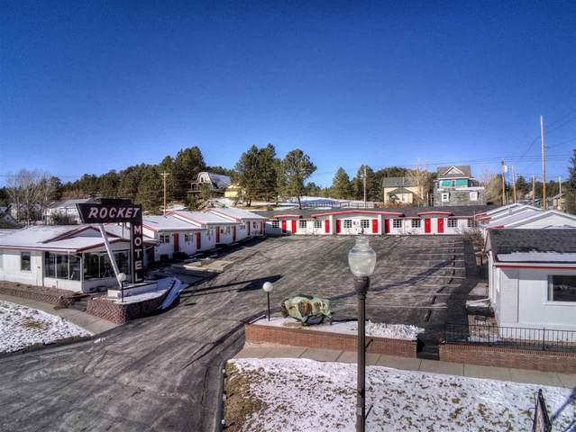 211 Mt. Rushmore Road, Custer, SD 57730 (MLS #66535) :: VIP Properties