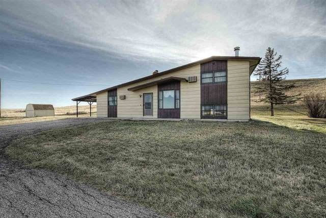 1612 Ziebach Street, Belle Fourche, SD 57717 (MLS #66553) :: Dupont Real Estate Inc.