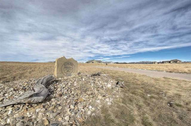 Lot 13 Jasper Lane, Custer, SD 57730 (MLS #66563) :: Dupont Real Estate Inc.