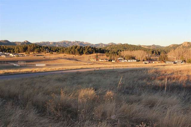 Lot 22 Rose Quartz Place, Custer, SD 57730 (MLS #66568) :: Dupont Real Estate Inc.