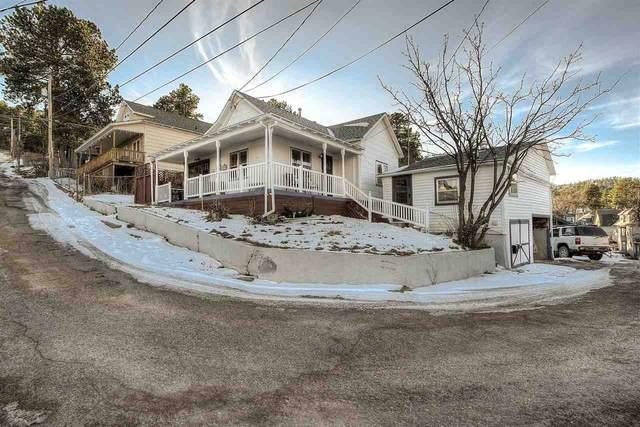 403 Mcquillan Avenue, Lead, SD 57754 (MLS #66570) :: Dupont Real Estate Inc.
