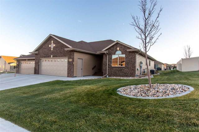 4616 Cambria Circle, Rapid City, SD 57701 (MLS #66592) :: Dupont Real Estate Inc.