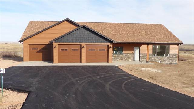 11070 Wagon Box Drive, Belle Fourche, SD 57717 (MLS #66695) :: Dupont Real Estate Inc.