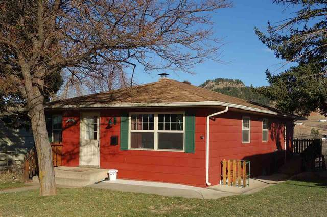 130 132 134 7th Street, Spearfish, SD 57783 (MLS #66701) :: Dupont Real Estate Inc.