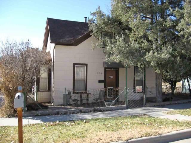 338 N 5th Street, Hot Springs, SD 57747 (MLS #66708) :: VIP Properties