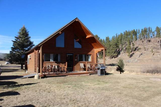 12148 High Country Court, Hill City, SD 57745 (MLS #66718) :: VIP Properties