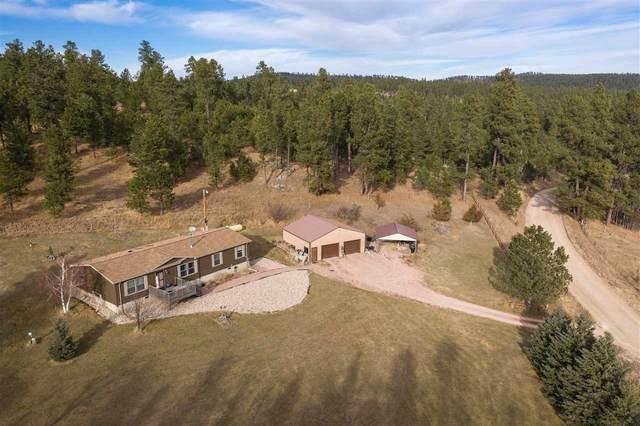 12670 Dalton Lake Road, NEMO, SD 57759 (MLS #66734) :: VIP Properties