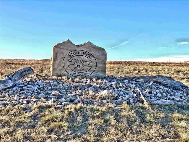 Lot 28 Rose Quartz Place, Custer, SD 57730 (MLS #66751) :: Daneen Jacquot Kulmala & Steve Kulmala