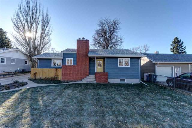 2809 W St. Anne Street, Rapid City, SD 57702 (MLS #66782) :: Dupont Real Estate Inc.