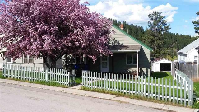 310 Elkhorn Street, Lead, SD 57754 (MLS #66802) :: VIP Properties
