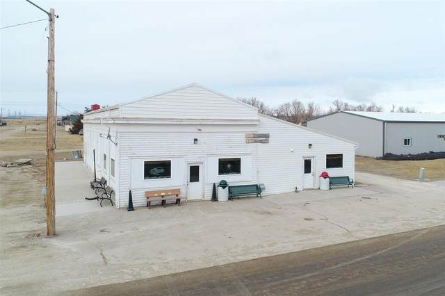 210 N Main Street, Camp Crook, SD 57724 (MLS #66809) :: Black Hills SD Realty
