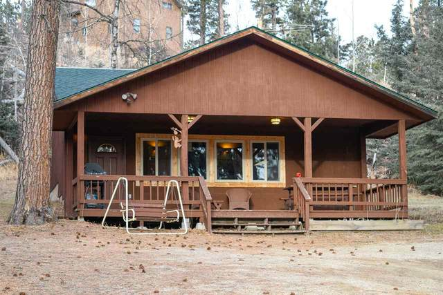 21449 Whitetail Drive, Lead, SD 57754 (MLS #66812) :: Black Hills SD Realty