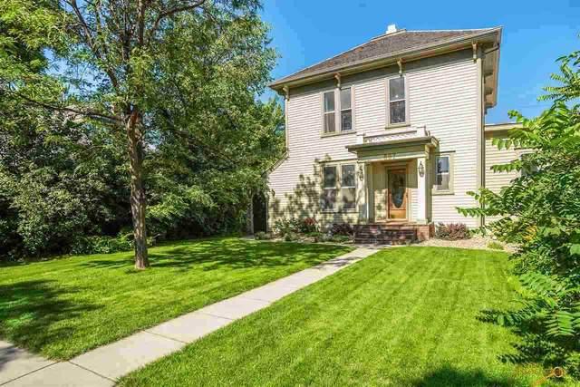 807 West Boulevard, Rapid City, SD 57701 (MLS #66815) :: Dupont Real Estate Inc.
