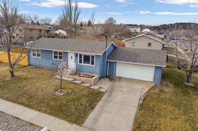 1817 Minuteman Drive, Rapid City, SD 57701 (MLS #66825) :: VIP Properties
