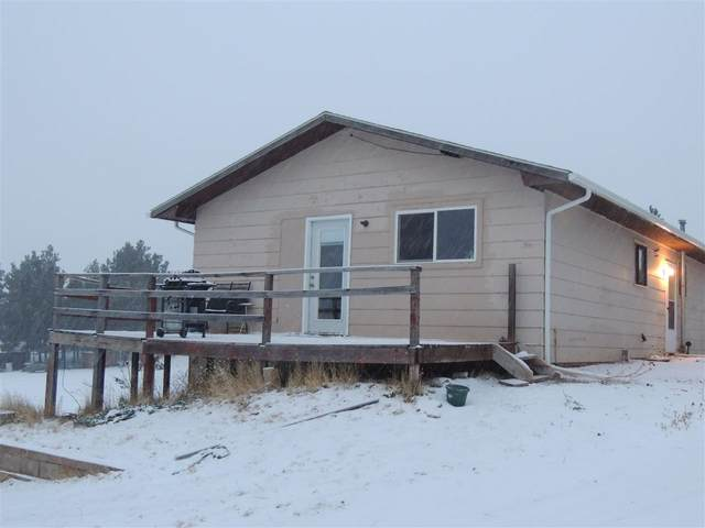 25556 Harriett Ward Road, Edgemont, SD 57735 (MLS #66844) :: Black Hills SD Realty