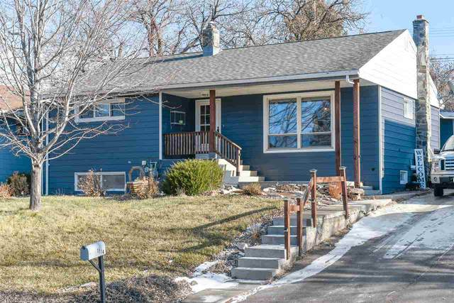 1114 Nellie Street, Sturgis, SD 57785 (MLS #66921) :: Dupont Real Estate Inc.
