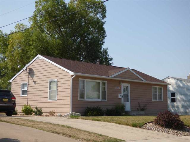 2034 11th Avenue, Belle Fourche, SD 57717 (MLS #66922) :: Dupont Real Estate Inc.