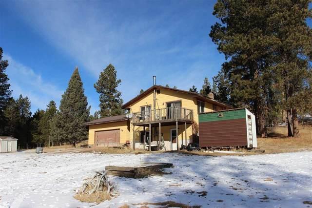 25252 Lower French Creek Road, Custer, SD 57730 (MLS #66947) :: Daneen Jacquot Kulmala & Steve Kulmala