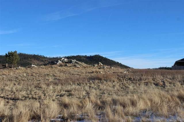 Lot 21 Rose Quartz Place, Custer, SD 57730 (MLS #66954) :: Dupont Real Estate Inc.