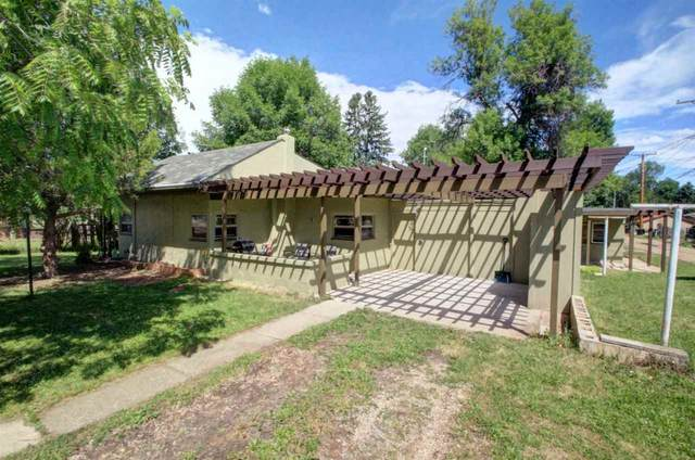 230, 230½, 234 W Ohio Street, Spearfish, SD 57783 (MLS #66973) :: VIP Properties