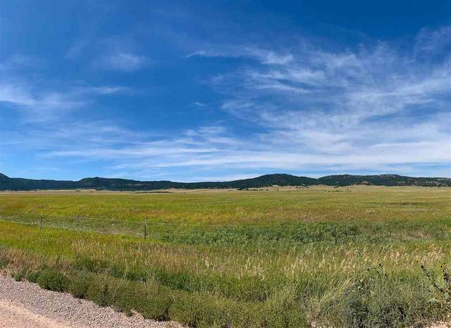Lot 6 Government Valley Road, Sundance, WY 82729 (MLS #67020) :: Christians Team Real Estate, Inc.