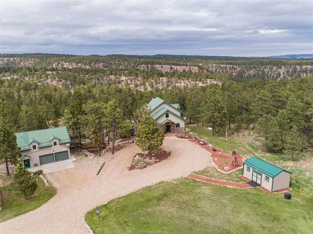 12566 Clayton Drive, Hot Springs, SD 57747 (MLS #67027) :: Dupont Real Estate Inc.
