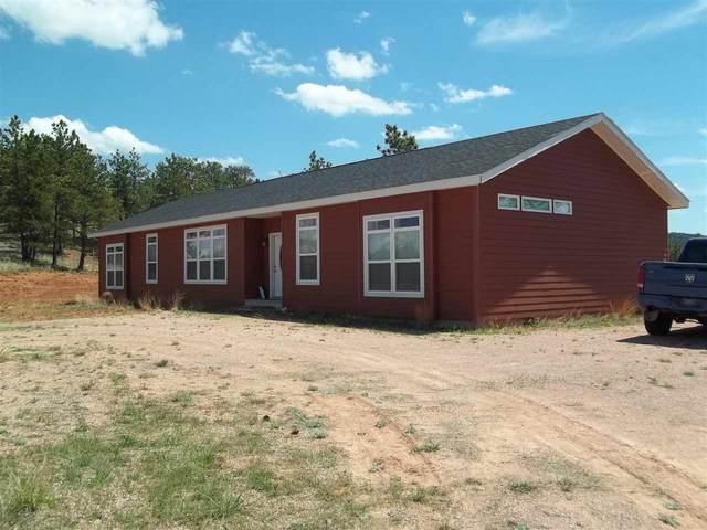 27284 Spirit Canyon Road, Edgemont, SD 57735 (MLS #67040) :: Christians Team Real Estate, Inc.