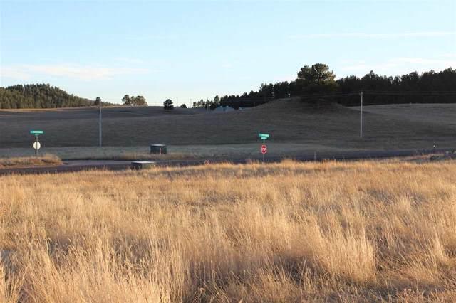 Lot 40 Stone Hill, Custer, SD 57730 (MLS #67065) :: Black Hills SD Realty
