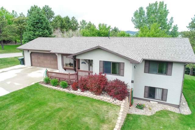 1301 Evergreen Drive, Sturgis, SD 57785 (MLS #67072) :: Dupont Real Estate Inc.