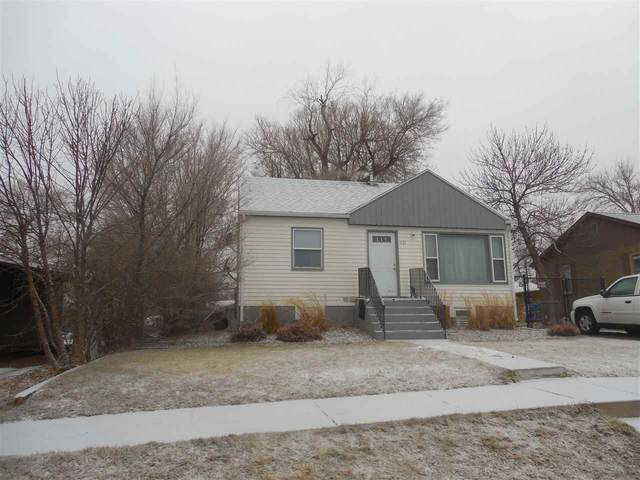 921 Wood Avenue, Rapid City, SD 57701 (MLS #67090) :: Dupont Real Estate Inc.
