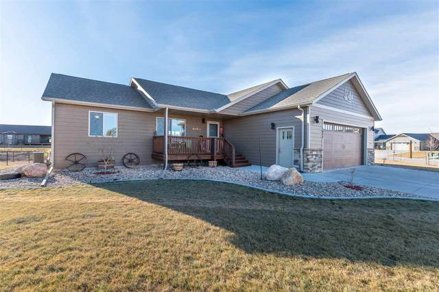3826 Ward Avenue, Spearfish, SD 57783 (MLS #67096) :: Daneen Jacquot Kulmala & Steve Kulmala