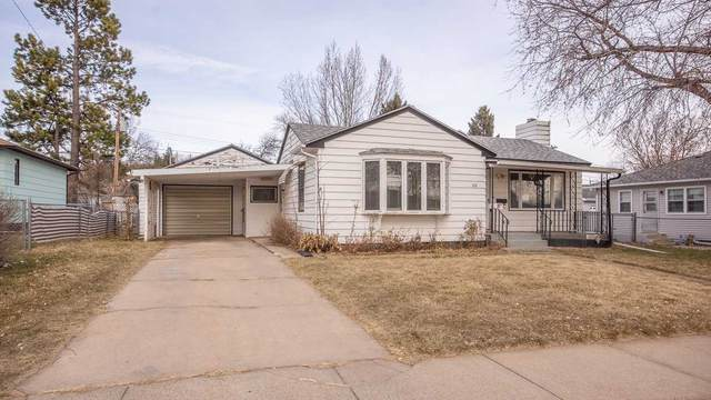 219 N 42nd Street, Rapid City, SD 57702 (MLS #67132) :: Christians Team Real Estate, Inc.