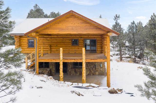 25250 Star Ridge Road, Custer, SD 57730 (MLS #67148) :: VIP Properties