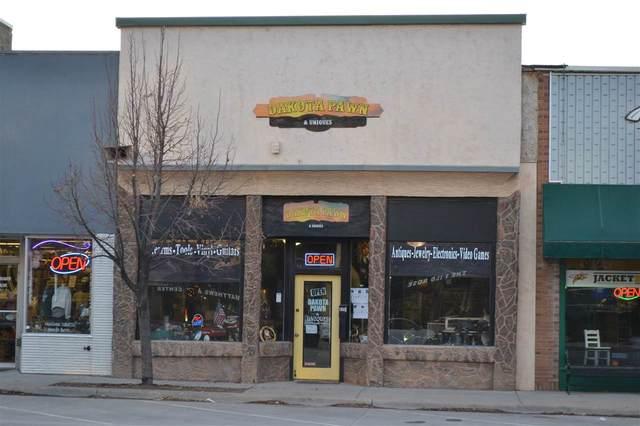 615 Main Street, Spearfish, SD 57783 (MLS #67153) :: Black Hills SD Realty