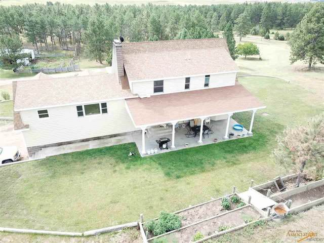 13340 Pleasant Drive, Hot Springs, SD 57747 (MLS #67219) :: Black Hills SD Realty