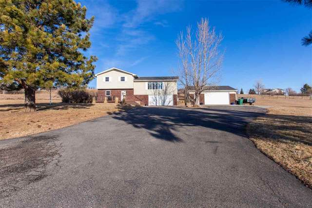 3120 Ridge Road, Spearfish, SD 57783 (MLS #67224) :: Dupont Real Estate Inc.